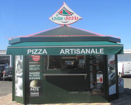Carte Kiosque A Pizza.Pizzas A Emporter Pierry Le Kiosque A Pizzas
