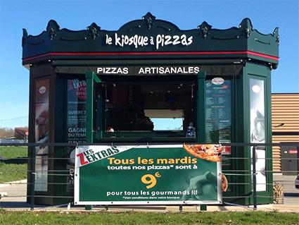Carte Kiosque A Pizza.Pizzas A Emporter Valdahon Le Kiosque A Pizzas