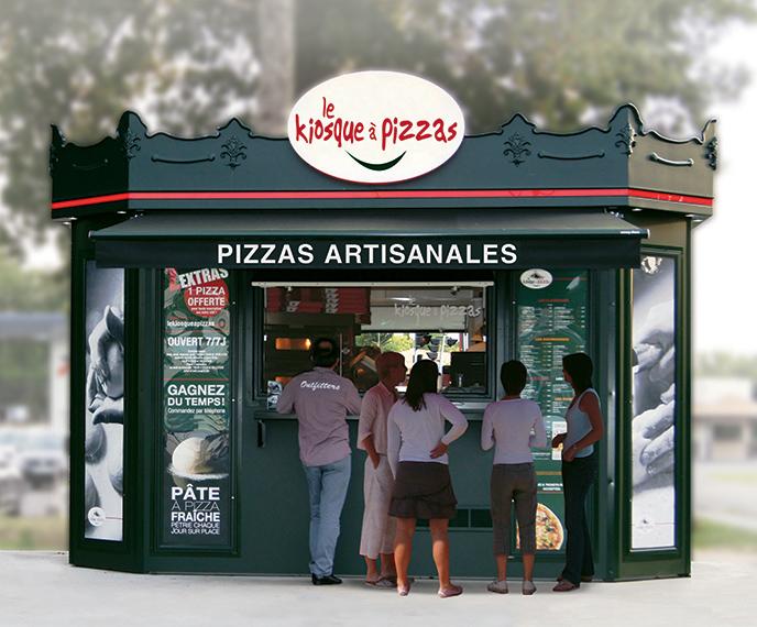 Carte Kiosque A Pizza.Pizzas A Emporter Montelimar Le Kiosque A Pizzas