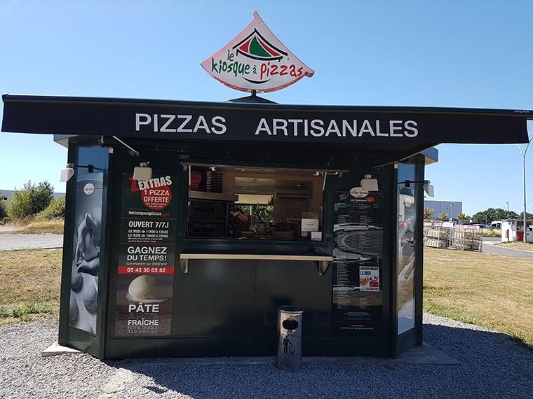 Pizzas emporter confolens le kiosque pizzas - Garage peugeot bourg la reine ...